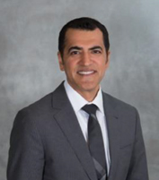 Photograph of Andrew Kalra, Chief Financial Officer